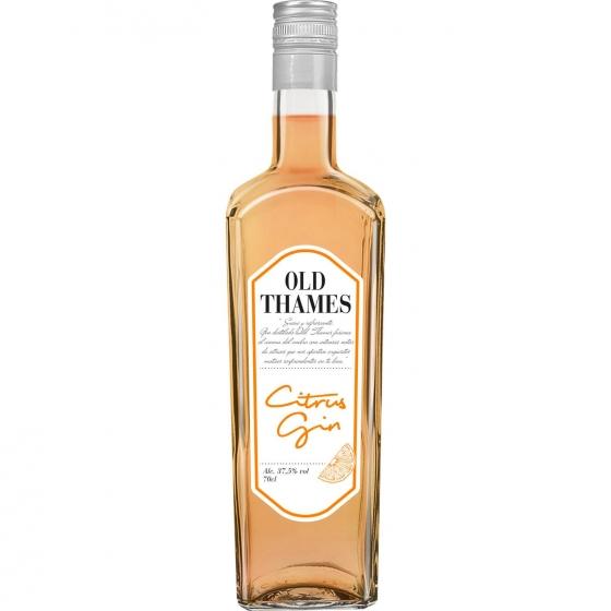 Ginebra Old Thames citrus 70 cl.