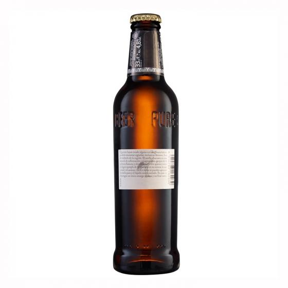 Cerveza Ak Damm botella 33 cl. - 1