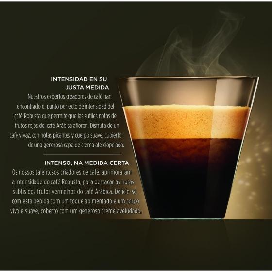 Café espresso intenso en cápsulas Nescafé Dolce Gusto 30 unidades de 8 g. - 3