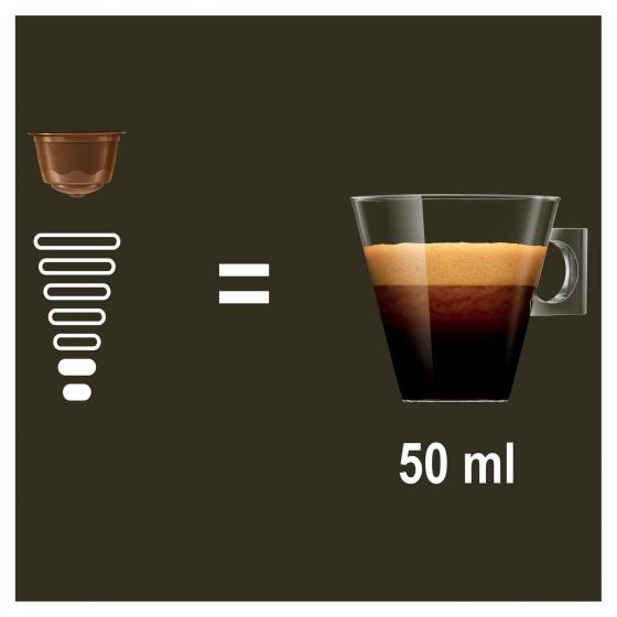 Café espresso intenso en cápsulas Nescafé Dolce Gusto 30 unidades de 8 g. - 5