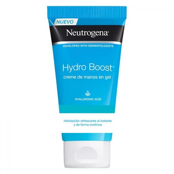Crema de manos en gel Neutrogena 75 ml.