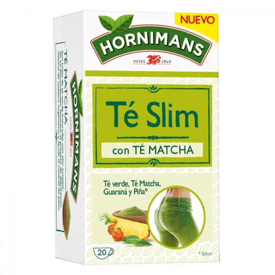 Té Slim en bolsitas Hornimans 20 ud.