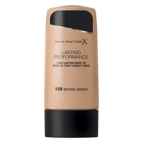 Base líquida Lasting Performance 109 Natural Bronze Max Factor 1 ud.