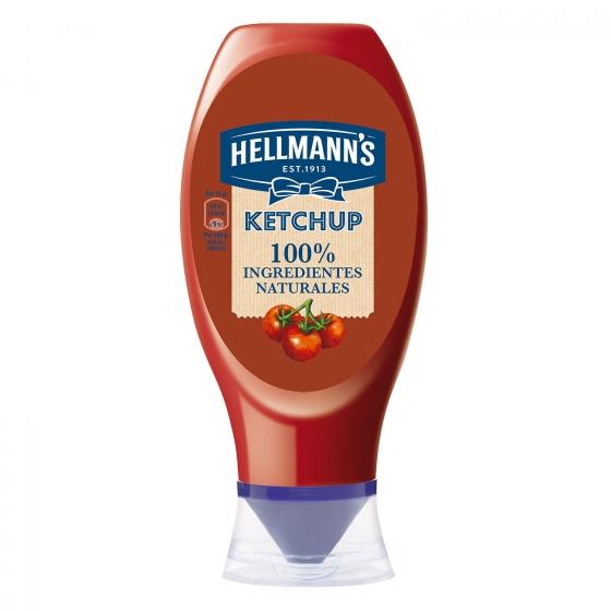 Kétchup Hellmann's envase 430 g.