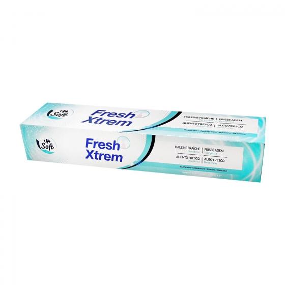 Dentífrico Fresh xtrem Dentalyss 75 ml.