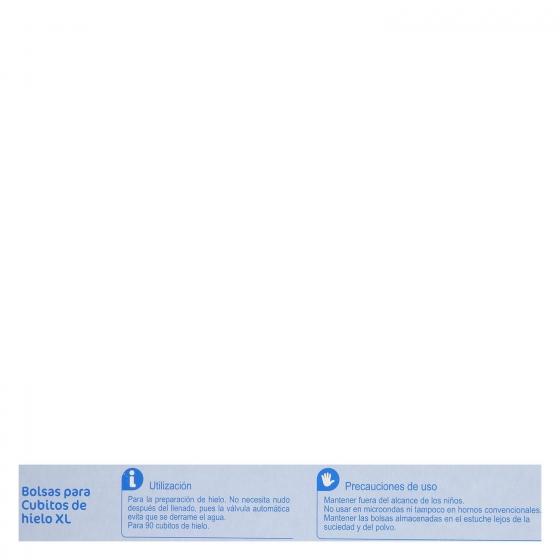 Bolsas de congelación Carrefour 10 ud. - 1