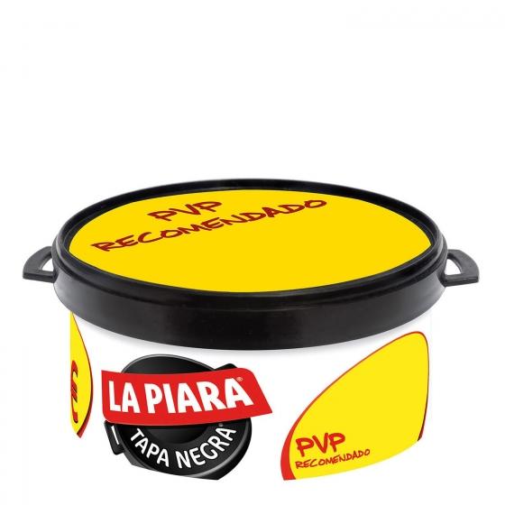 Paté de hígado de cerdo La Piara 115 g.