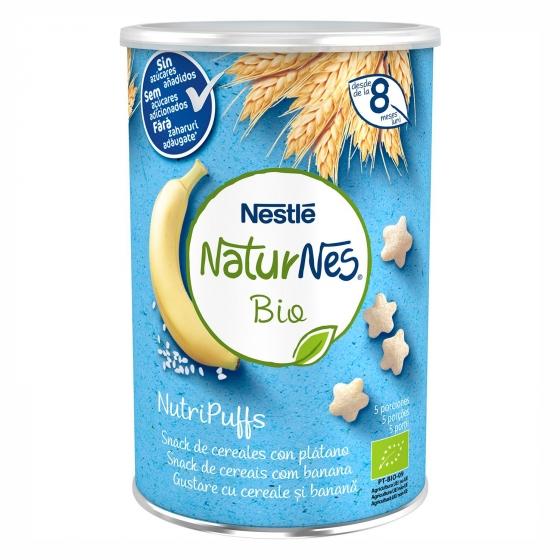 Snacks de plátano Naturnes Bio 35 g. - 6
