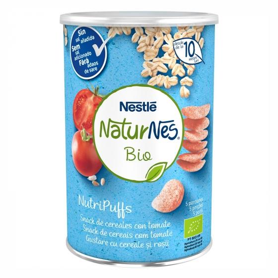 Snacks de tomate Naturnes Bio 35 g.