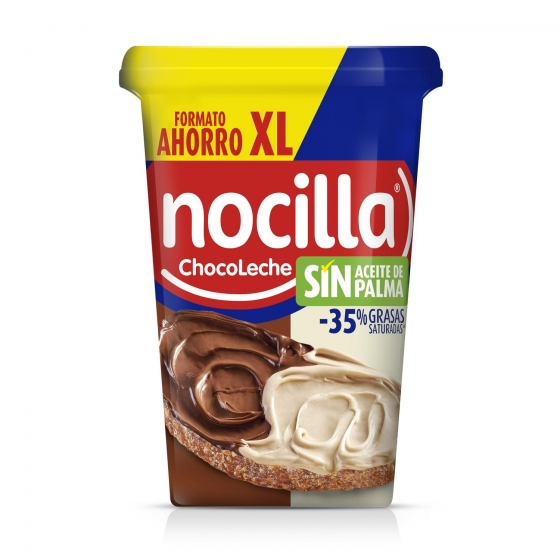 Crema de cacao y leche con avellanas Nocilla 820 g. - 1