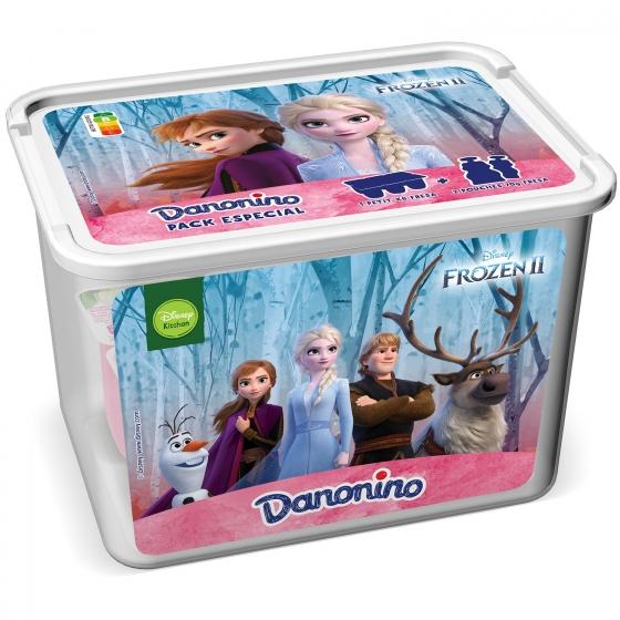 Pack especial Frozen Danonino (Petit fresa 6 ud + Pouches fresa 2 ud) - 1
