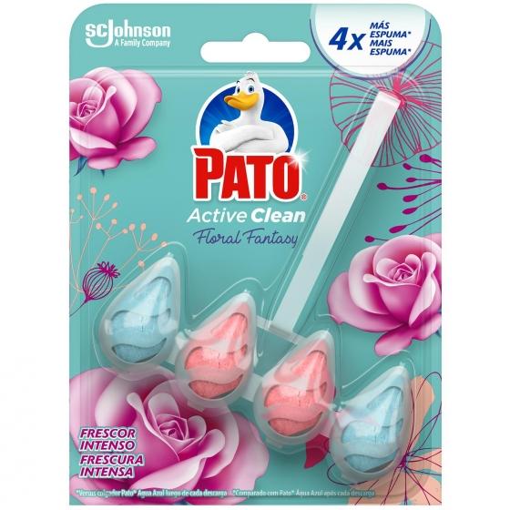 Colgador WC Active Clean Floral Fantasy Pato 1 ud.