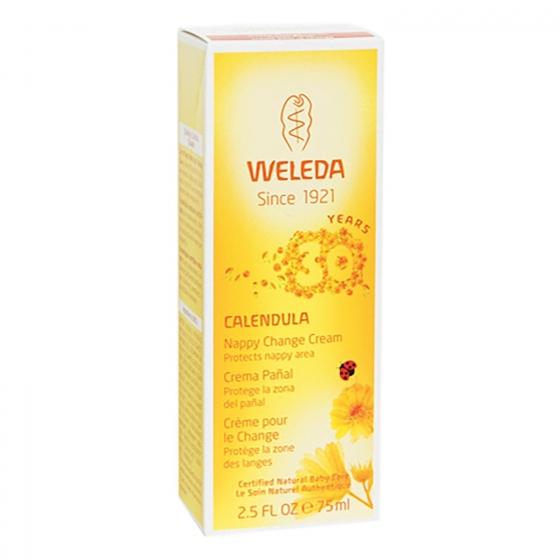 Crema para proteger la zona del pañal Weleda Caléndula 75 ml