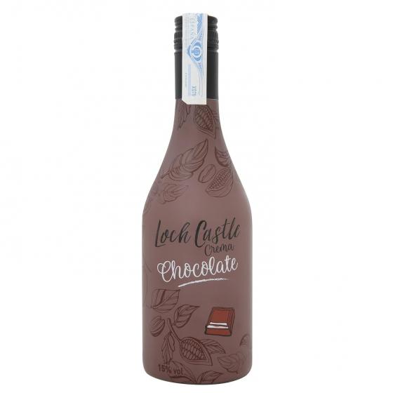 Crema de chocolate Loch Castle 70 cl.