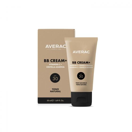 Crema facial BB Cream + SPF 30 Averac 50 ml.