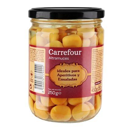 Altramuces Carrefour 250 g.