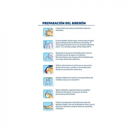 Leche infantil de continuación desde 6 meses en polvo con Pronutra+ Almirón Advance 2 caja 800 g. - 3