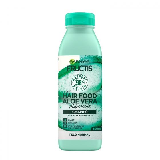 Champú hidratante aloe vera Garnier 350 ml.