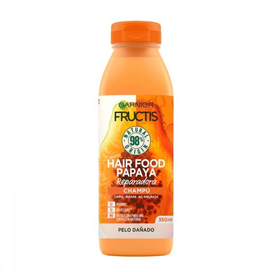 Champú reparador papaya Garnier 350 ml.
