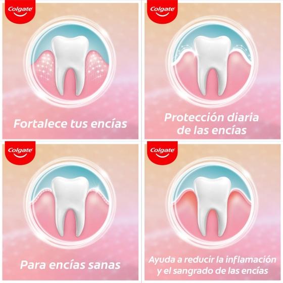 Dentífrico encías revitalizante Detox Colgate 75 ml. - 5