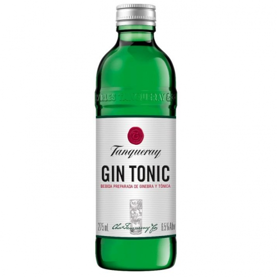 Ginebra Tanqueray Gintonic London 27,5 cl.