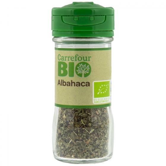 Albahaca ecológica Carrefour Bio 10 g.