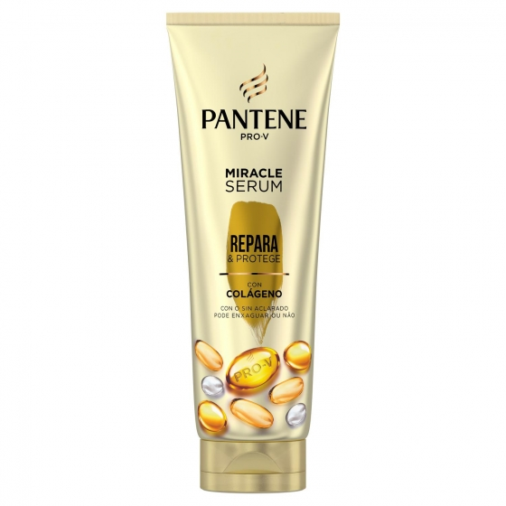 Acondicionador 3 minutos repara & protege Pantene 200 ml.