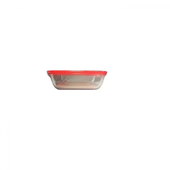 Aceitera Multiusos de Vidrio QUID 12cm. - Transparente - 1