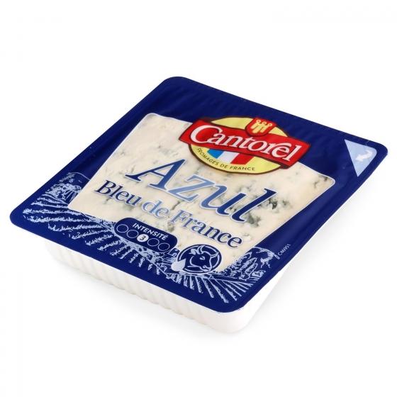Queso azul bleu de France Cantorel cuña 100 g