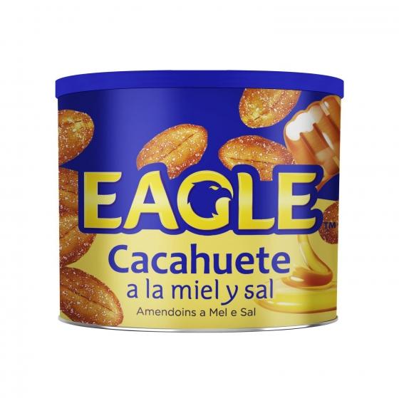 Cacahuetes fritos con miel Eagle 250 g.