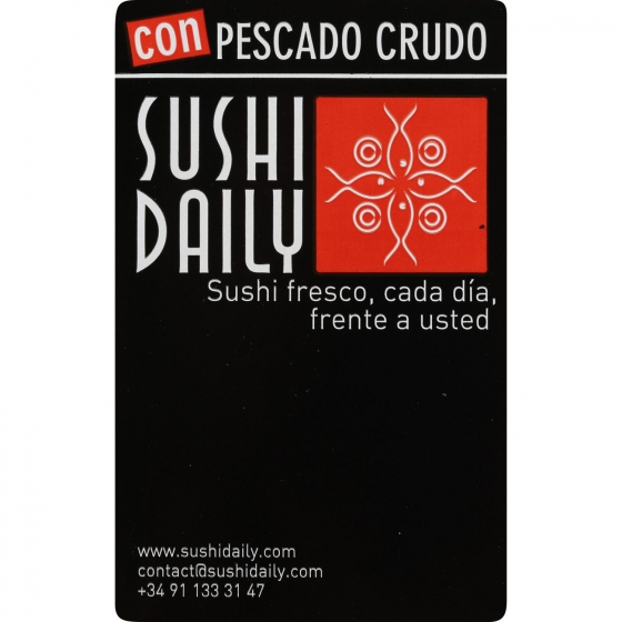 Sabores mix Sushi Daily 20 ud - 3