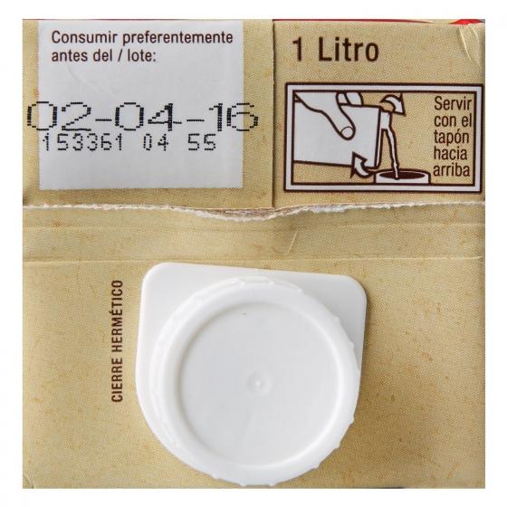 Leche entera ecológica Carrefour Bio brik 1 l. - 4