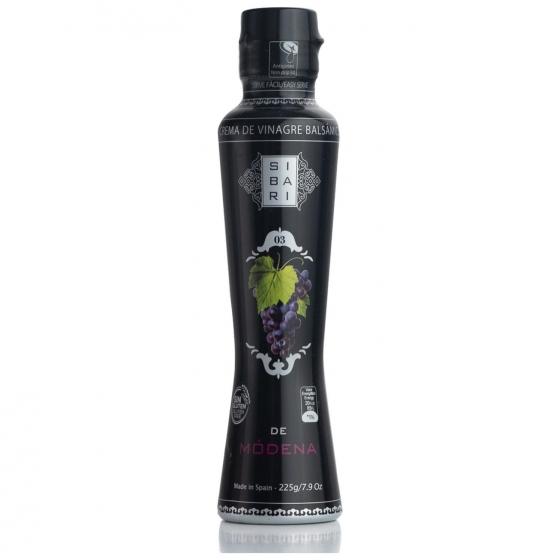 Vinagre balsámico de módena Sibari 250 g.