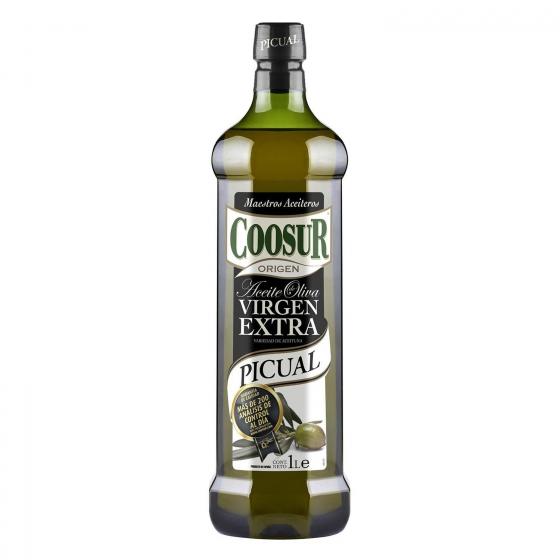 Aceite de oliva virgen extra intenso Coosur 1 l.