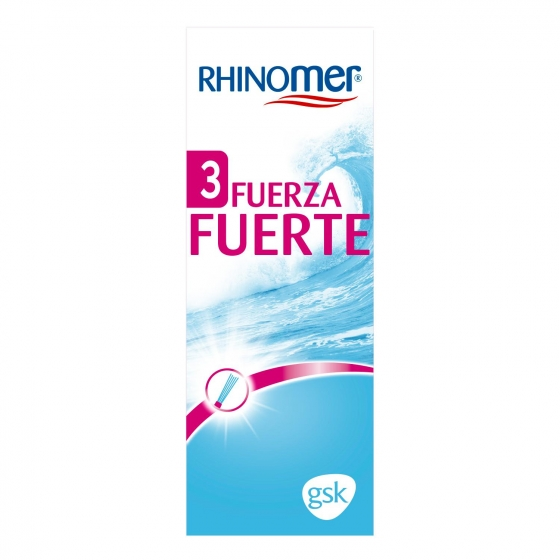 Suero Fisiológico Rhinomer 135 ml