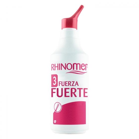 Cuidado de las fosas nasales 3 Fuerza Fuerte Rhinomer 135 ml. - 1
