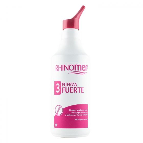 Suero Fisiológico Rhinomer 135 ml - 3