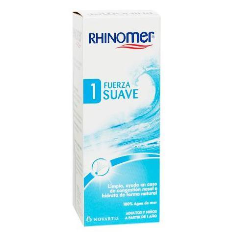 Spray Nasal Rhinomer Baby Fuerza 135 ml