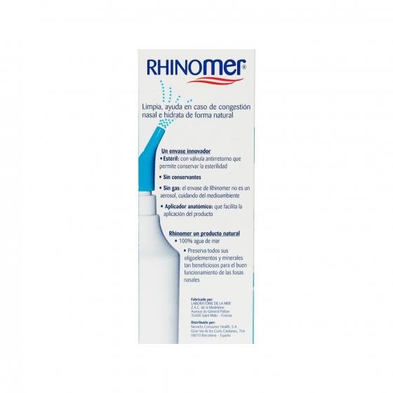 Spray Nasal Rhinomer Baby Fuerza 135 ml - 1