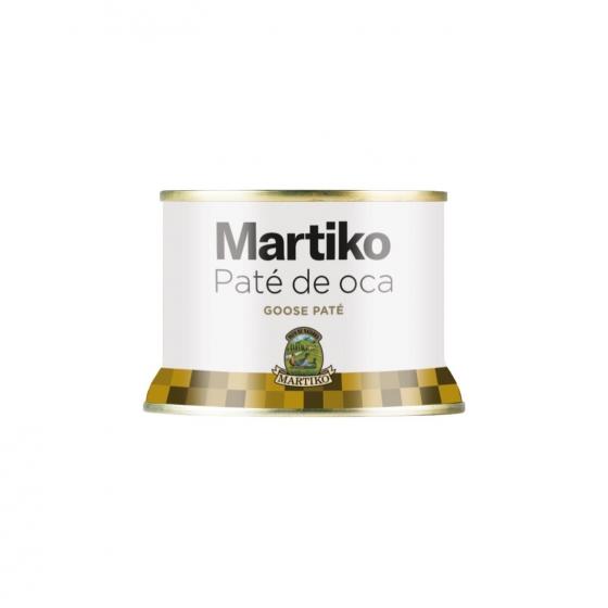 Paté de hígado de oca Martiko 130 g.
