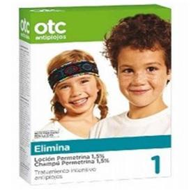 Otc antipiojos permetrina 1,5% Ferrer pack de 2 unidades de 125 ml. - 1