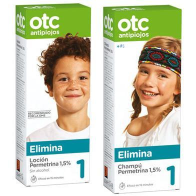 Otc antipiojos permetrina 1,5% Ferrer pack de 2 unidades de 125 ml. - 4