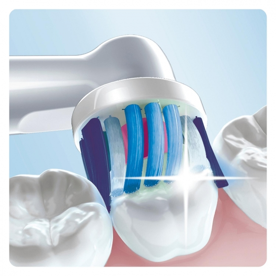 Cepillo dental eléctrico Pro Bright recambio Oral-B 2 ud. - 4