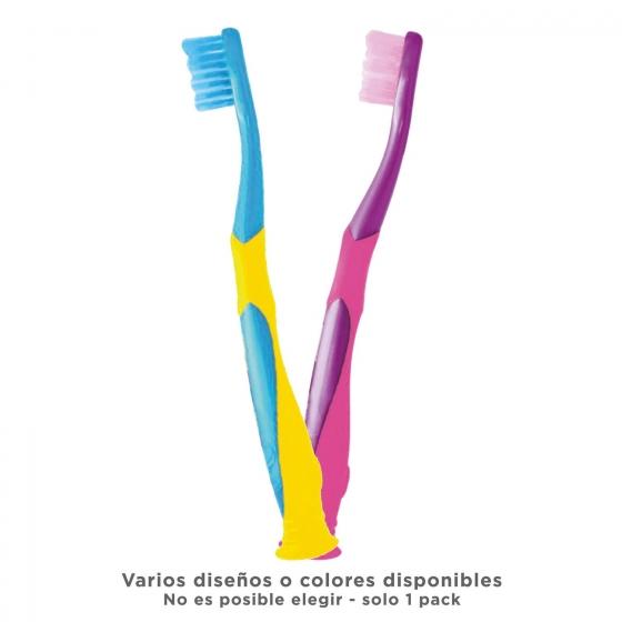 Cepillo dental junior Smiles Colgate 1 ud. - 3