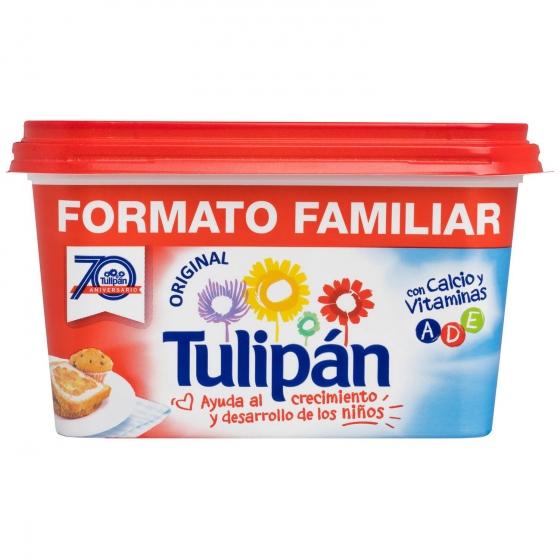 Margarina con calcio y vitaminas Tulipán 600 g. - 1