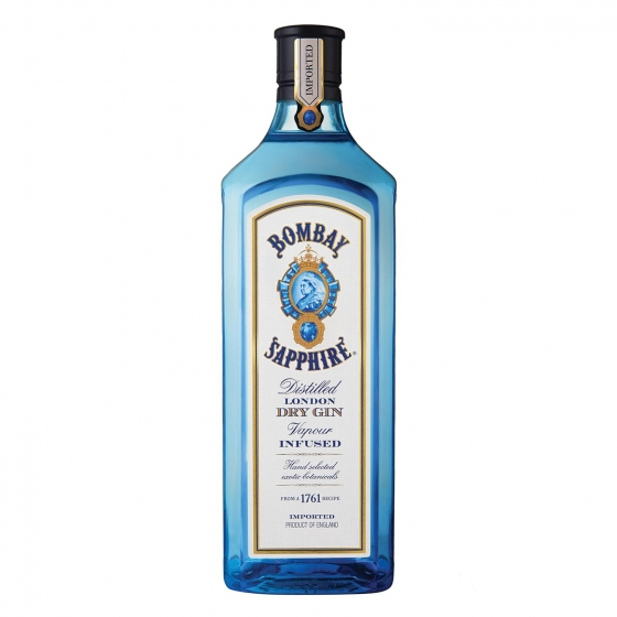 Ginebra Bombay Sapphire 1 l.