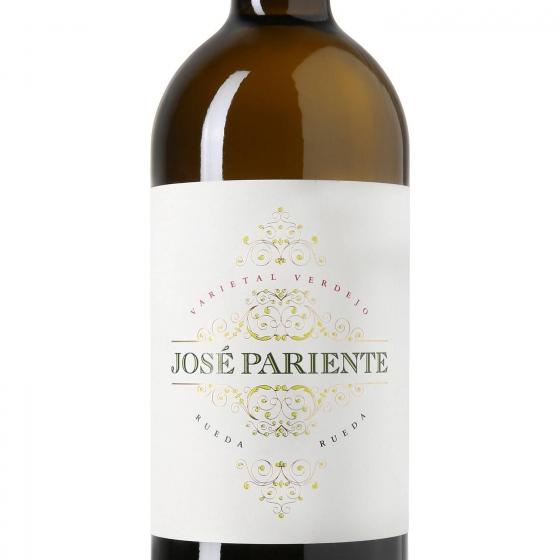 Vino D.O. Rueda blanco verdejo José Pariente 75 cl. - 1