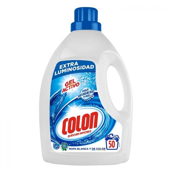 Detergente líquido Colon 50 lavados.