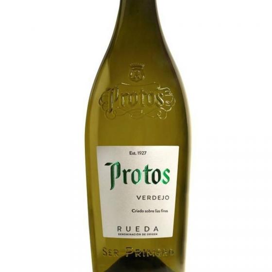 Vino D.O. Rueda blanco verdejo Protos 75 cl. - 1