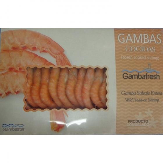 Gamba cocida gambafresh 800 g.